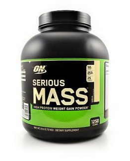 Serious Mass 6Lbs ON-Chocolate