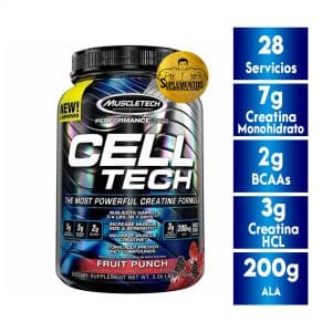 CELL TECH - PERFORMANCE SERIES 3 LBS FRUIT PUNCH