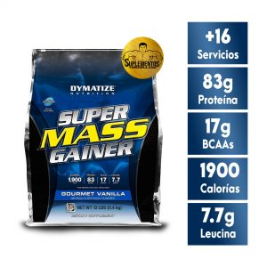 Super Mass Gainer - Ganador de Masa Muscular