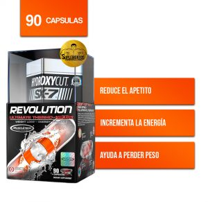 Hydroxycut SX-7 Revolution Thermo Neuro
