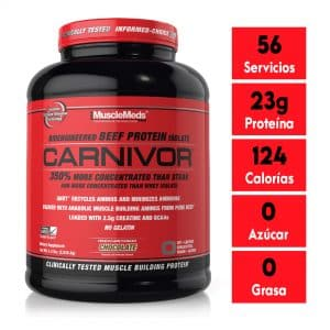 CARNIVOR BEEF PROTEIN 4.5 LB CHOCOLATE