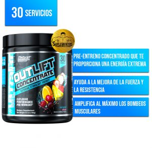 OUTLIFT CONCENTRATE 30 SERV