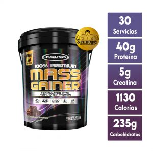 Mass Gainer 18lbs Chocolate