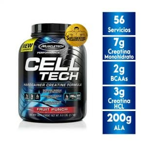 CELL TECH - PERFORMANCE SERIES 6 LBS FRUIT PUNCH